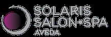 Solaris Aveda Logo